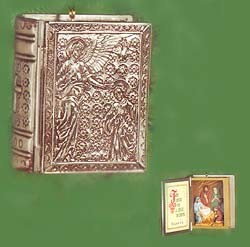2000 The Good Book  Hallmark Keepsake Ornament 1395QX825-4