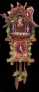 2000 Time For Joy-Wind Up  Hallmark Keepsake Ornament 2400QX690-4