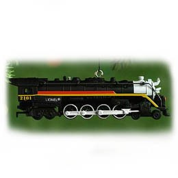 2001 Lionel Trains 6th Chessie Steam Special Locomotive Hallmark Keepsake Ornament 1895QX609-2