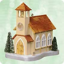 2003 The Church Choir   Hallmark Keepsake Ornament 1695QXG242-9