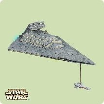 2004 Star Wars Star Destroyer *Magic  Hallmark Keepsake Ornament 2800QXI4064-2