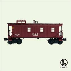 2005 Lionel Trains No. 717 Caboose Hallmark Keepsake Ornament 1295QX212-2