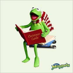 2005 Kermit - A Season To Sing  Hallmark Keepsake Ornament 1295QXI624-2