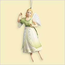 2006 Holiday Angels 1st The Gift Of Love Hallmark Keepsake Ornament 1650QX214-2