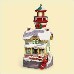 2006 Lighthouse Greetings 10th *Magic Hallmark Keepsake Ornament 2400QX239-6