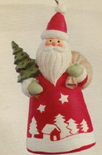 2006 St. Nick Hallmark Keepsake Ornament 1000PR394-5