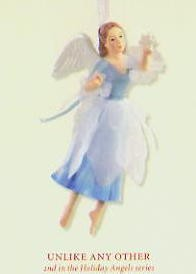 2007 Holiday Angels 2nd Unlike Any Other Hallmark Keepsake Ornament QX7167