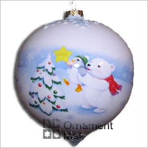 2008 Adding the Final Touch Snowball and Tuxedo Ball Ltd. Qty.(SDB) Hallmark Keepsake Ornament LPR3414