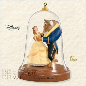 2008 Beauty And The Beast A Magical Night Magic Hallmark Keepsake