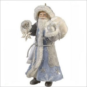 2009 Father Christmas *Event Hallmark Keepsake Ornament QXC9008