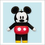 2011 Mickey Mouse Look Who's Pook-a-Looz *Ltd. Qty. Hallmark Keepsake Ornament 2011Limited4