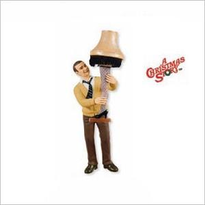 2011 A Christmas Story The Leg Lamp Hallmark Keepsake