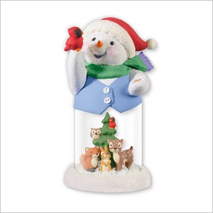 2013 Snowbuddies Warmed by Friendship Tabletop *Event Hallmark Keepsake Ornament 2013Event4