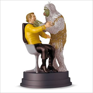 2016 Star Trek The Man Trap *Magic Hallmark Keepsake Ornament QXI3401