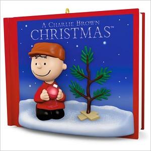 A Charlie Brown Christmas Book.2016 Peanuts A Charlie Brown Christmas Book Ornament Magic