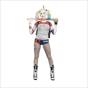 2017 Suicide Squad Harley Quinn *Comic Con Exclusive Hallmark Keepsake Ornament 2017CCHarleyQuinn