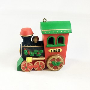 1980 Ambassador Train (NB) Hallmark Keepsake Ornament 649QX5H