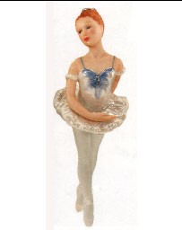 1990 Sugar Plum Fairy *Club Hallmark Keepsake Ornament QXC4473