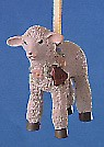 1991 Gentle Lamb Spring/Easter Hallmark Ornament at Ornament Mall
