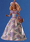 1995 Springtime Barbie 1st Spring/Easter Hallmark Ornament at Ornament Mall