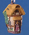 1996 Apple Blossom Lane 2nd Spring/Easter Hallmark Ornament at Ornament Mall