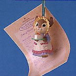 1994 Yummy Recipe Spring/Easter Hallmark Ornament at Ornament Mall