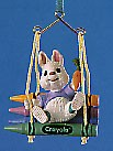 1994 Colorful Spring Crayola  Spring/Easter Hallmark Ornament at Ornament Mall