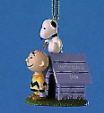 1994 Peanuts Spring/Easter Hallmark Ornament at Ornament Mall