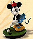 1999 Final Putt Minnie Mouse DB Hallmark Ornament at Ornament Mall