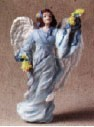 1998 Joyful Angels 3rd & Final Spring/Easter Hallmark Ornament at Ornament Mall