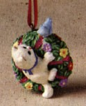 1998 What's Your Name? Spring/Easter Hallmark Ornament at Ornament Mall