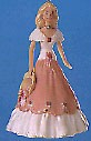 1997 Springtime Barbie 3rd & Final Spring/Easter Hallmark Ornament at Ornament Mall