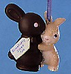 1992 Somebunny Loves You Spring/Easter Hallmark Ornament at Ornament Mall