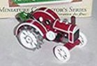 2005 Antique Tractors 8th Colorway *Miniature Hallmark Keepsake Ornament QXM8992C