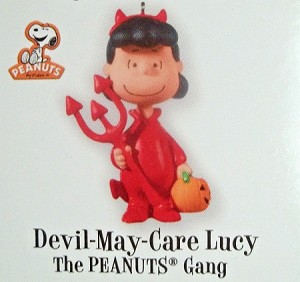 2010 Peanuts Gang Skele-brating Charlie Brown Hallmark Keepsake Ornament QFO4626-2-2