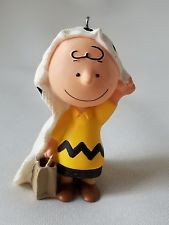 2006 Halloween It's the Great Pumpkin.. Charlie Brown Hallmark Keepsake Ornament QFO6086