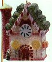 1984 Sugarplum Cottage *Magic (NB) Hallmark Keepsake Ornament QLX7011-2