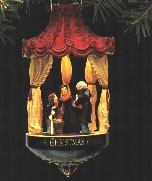 1987 Christmas Classics 2nd A Christmas Carol *Magic Hallmark Keepsake Ornament QLX7029