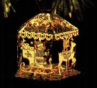 1984 Brass Carousel *Magic (SDB) Hallmark Keepsake Ornament QLX7071