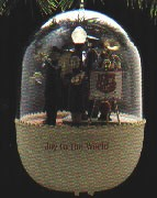 1991 Salvation Army Band *Magic Hallmark Keepsake Ornament QLX7273