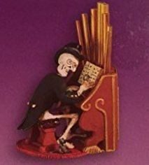 2004 Old Ned The Musician Hallmark Keepsake Ornament QF06034