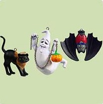2004 Frederick O'Ghastly and Friends *Halloween  Hallmark Keepsake Ornament QFO6061-2