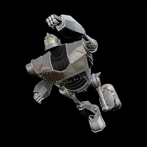 2018 Ready Player One THE IRON GIANT *Comic Con Exclusive Hallmark Keepsake Ornament QMP4045