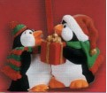 2003 Just for You Penguins *Club Hallmark Keepsake Ornament QXC4567