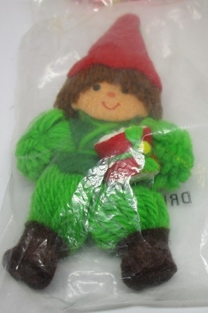 1975 Yarn Drummer Boy Hallmark Keepsake Ornament 175QX1231